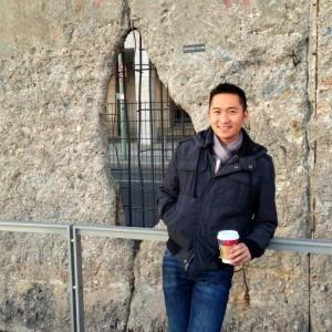 Yu Jiang in Berlin!